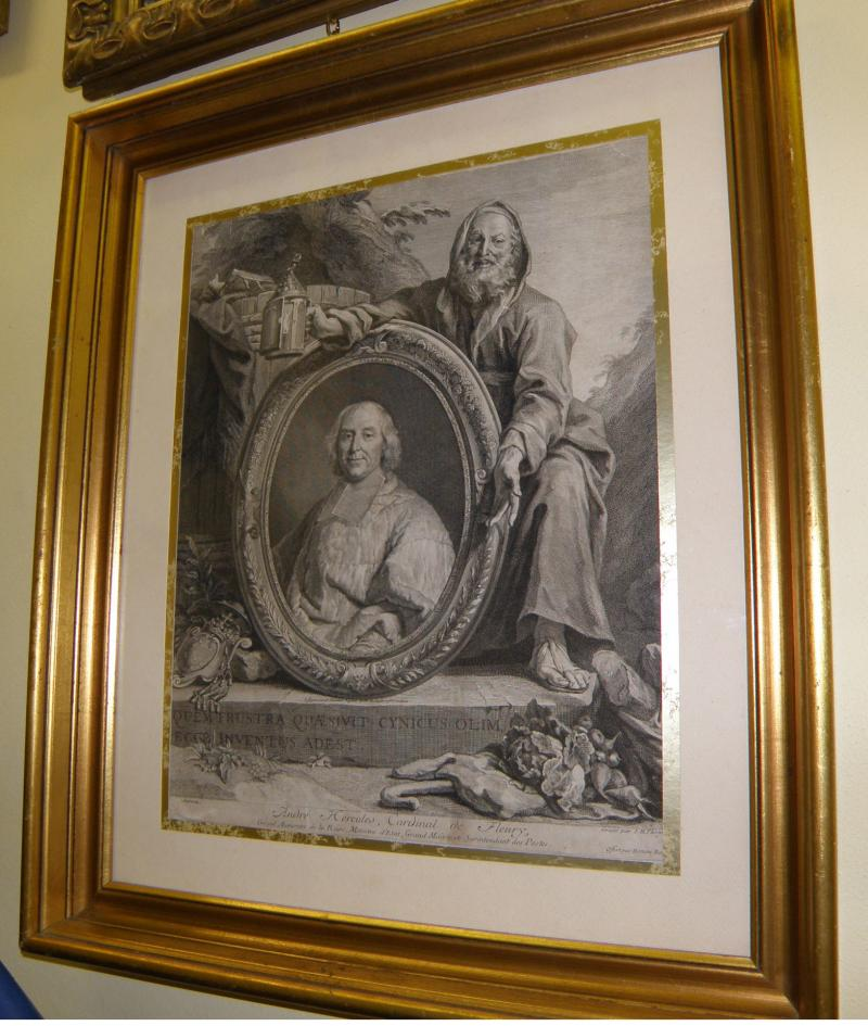 18th Century Etching by S. H. Thompson