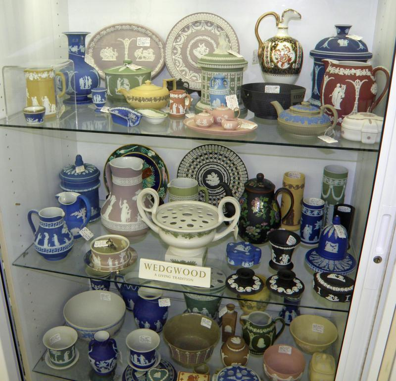 An Extraordinary Wedgwood Collection