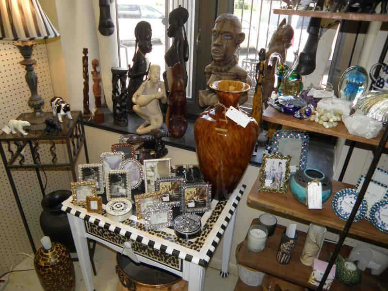 Collectibles including Africana
