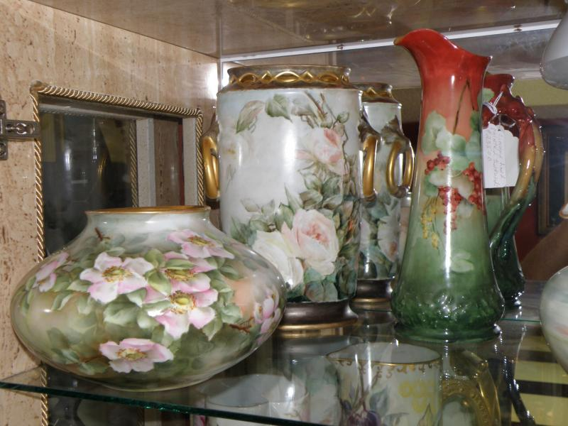 Beautiful Limoges Pottery