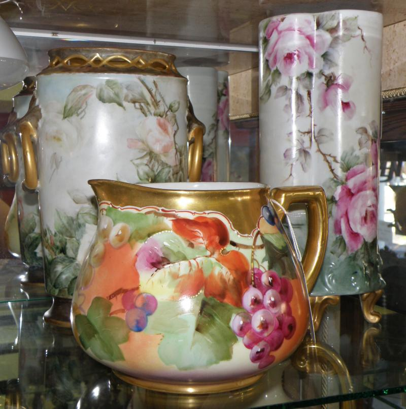 Limoges Pottery