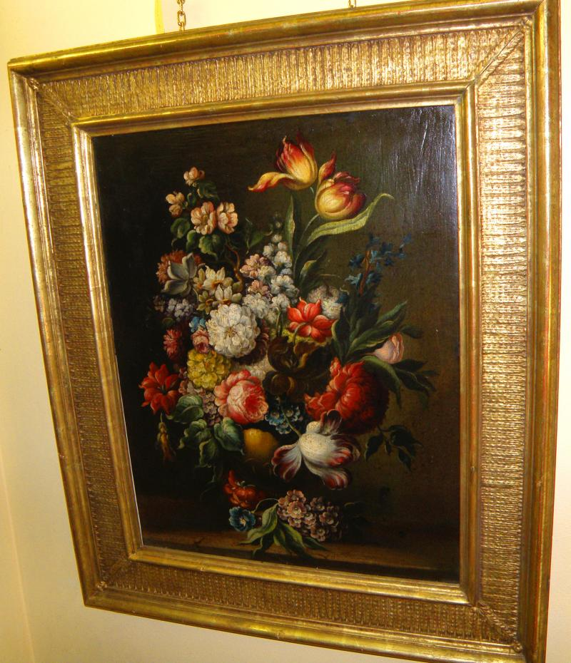 Old Master, Dutch, Floral Still Life