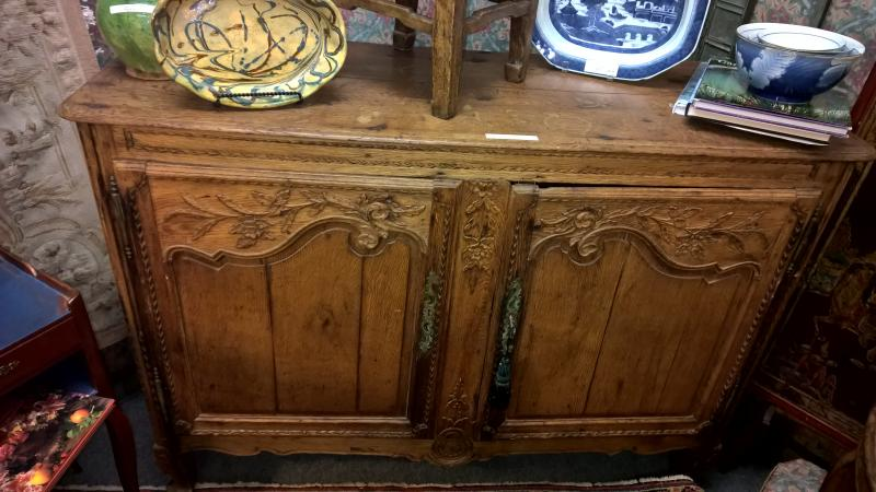 1800's French Cabinet